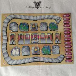 Barbarossa Und Die Rätselmeister Spielbrett