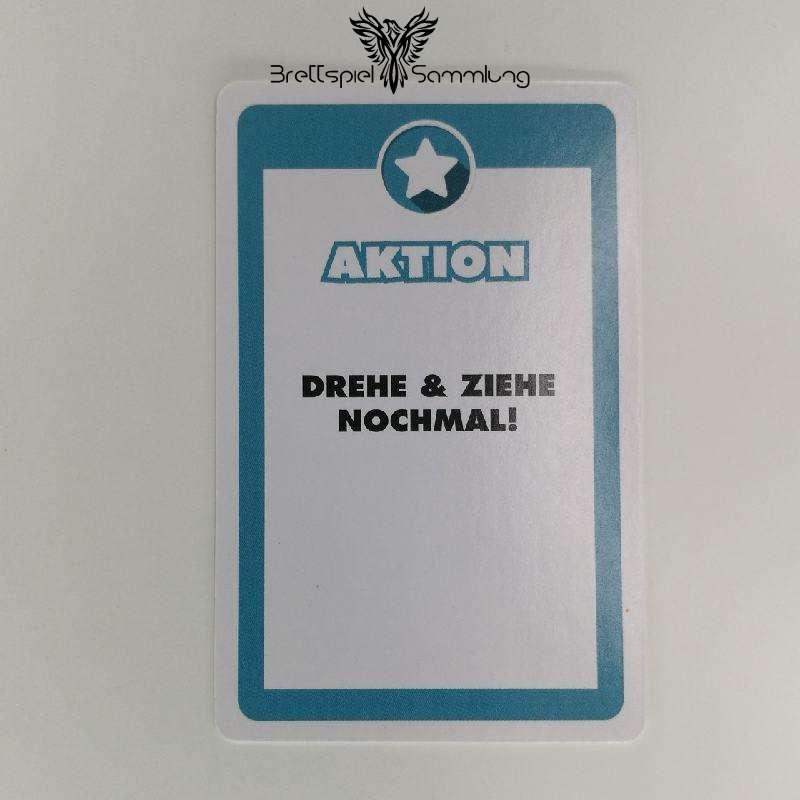 Das Spiel Des Lebens Yo-kai Watch Aktionskarte Drehe & Ziehe Nochmal