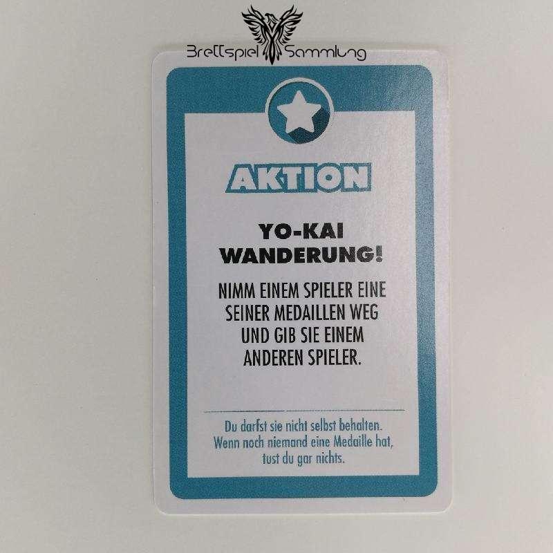 Das Spiel Des Lebens Yo-kai Watch Aktionskarte Yo-kai Wanderung