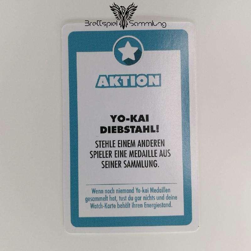 Das Spiel Des Lebens Yo-kai Watch Aktionskarte Yo-kai Diebstahl