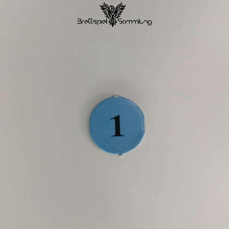 Dsa Burg Des Schreckens Lebenspunkteplättchen Hellblau 1