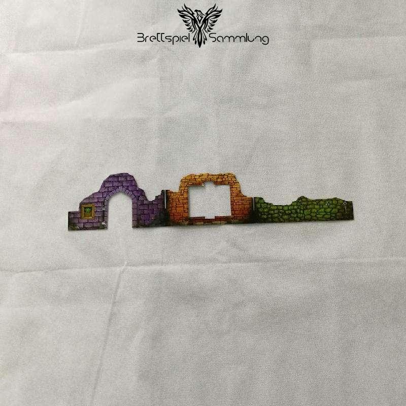 Dsa Burg Des Schreckens Tempelwand Motiv #1 1