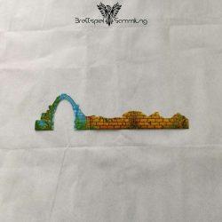 DSA Burg des Schreckens Tempelwand Motiv #2