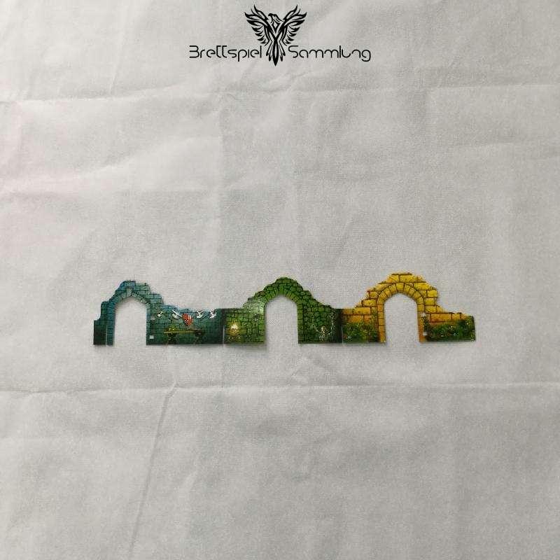 DSA Burg des Schreckens Tempelwand Motiv #3