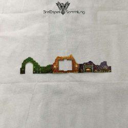 DSA Burg des Schreckens Tempelwand Motiv #5