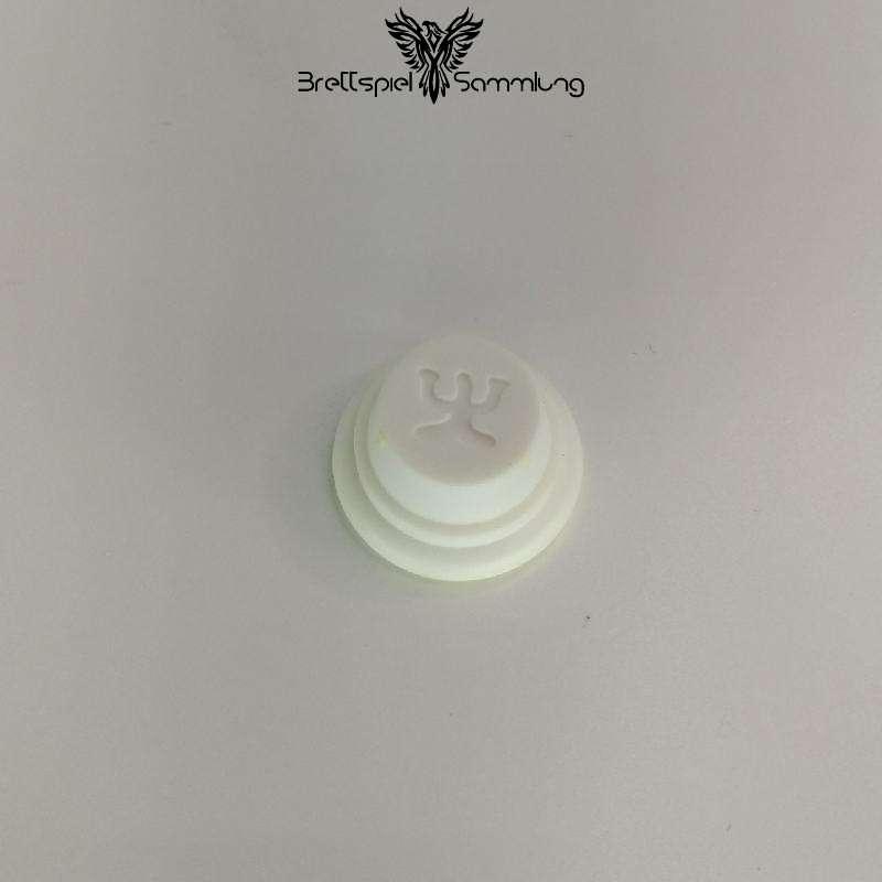 Gran Spielfigur Weiß Amulett