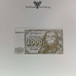 Ohne Moos Nix Los Spielgeld 1000 Tausend Mark