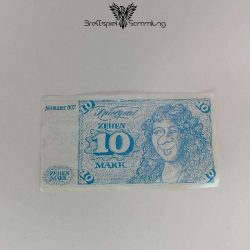 Ohne Moos Nix Los Spielgeld 10 Zehen Mark