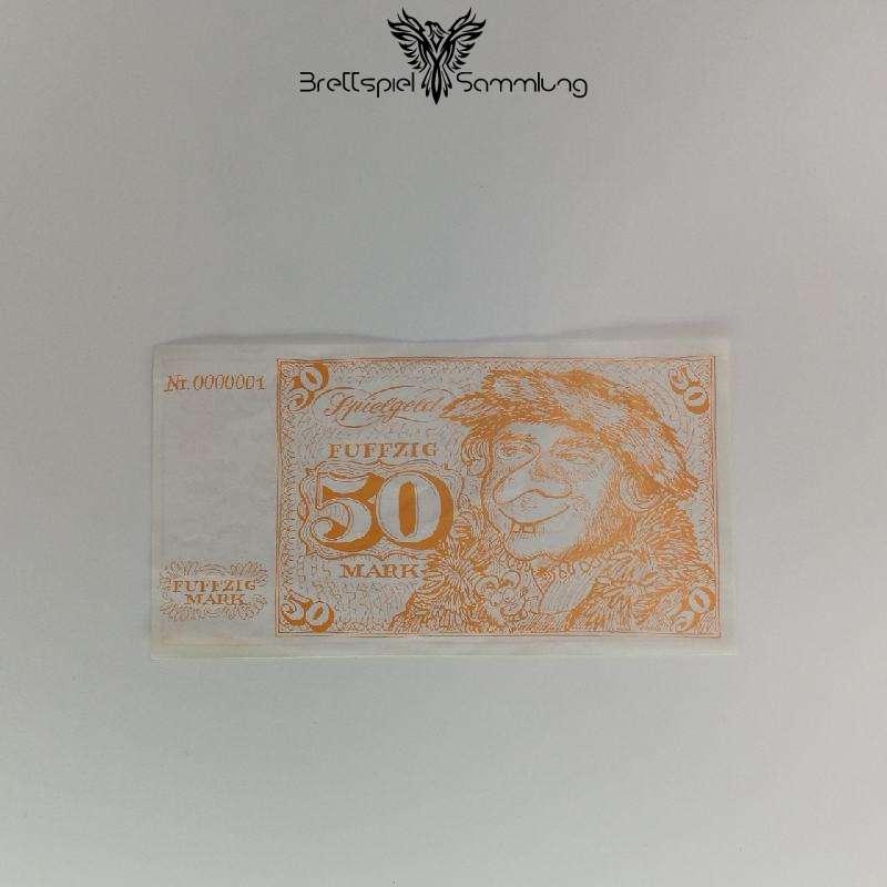 Ohne Moos Nix Los Spielgeld 50 Fuffzig Mark