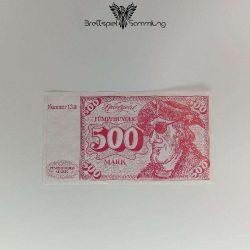 Ohne Moos Nix Los Spielgeld 500 Fümpfhundert Mark