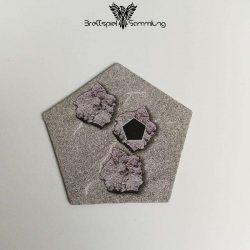 Bibi Blocksberg Und Das Geheimnis Der Blauen Eulen Labyrinth Plättchen Motiv #1