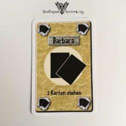 Bibi Blocksberg Und Das Geheimnis Der Blauen Eulen Hexkarte Barbara