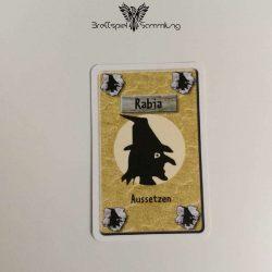 Bibi Blocksberg Und Das Geheimnis Der Blauen Eulen Hexkarte Rabia