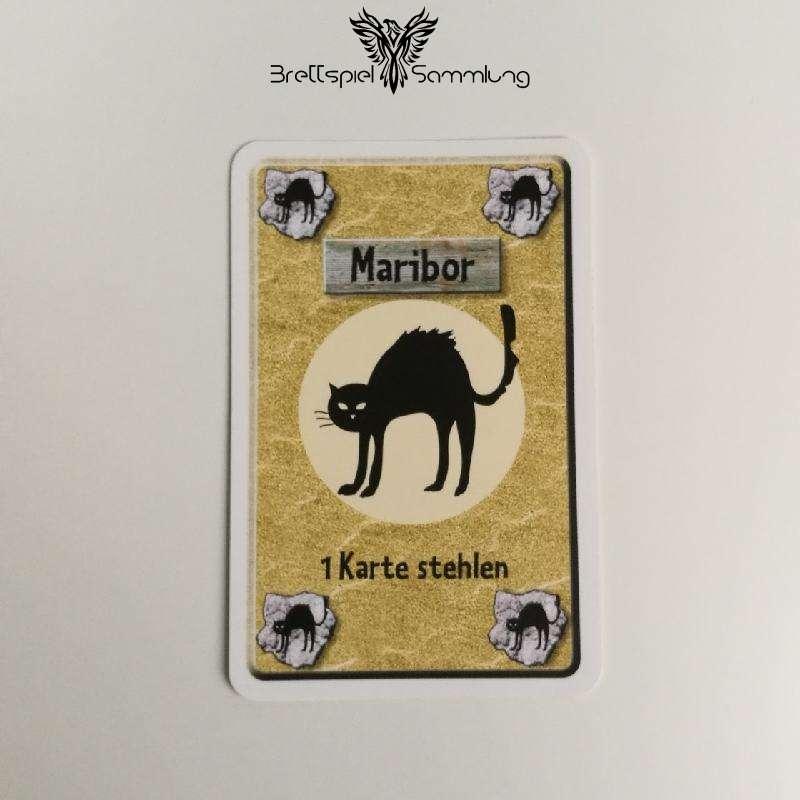 Bibi Blocksberg Und Das Geheimnis Der Blauen Eulen Hexkarte Maribor