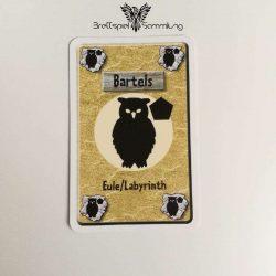 Bibi Blocksberg Und Das Geheimnis Der Blauen Eulen Hexkarte Bartels