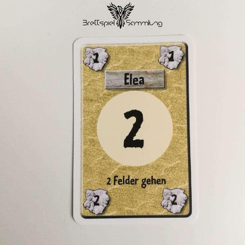 Bibi Blocksberg Und Das Geheimnis Der Blauen Eulen Hexkarte Elea 2