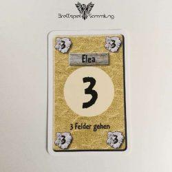 Bibi Blocksberg Und Das Geheimnis Der Blauen Eulen Hexkarte Elea 3