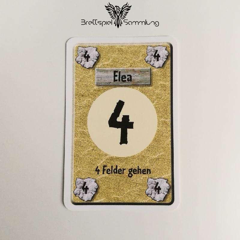 Bibi Blocksberg Und Das Geheimnis Der Blauen Eulen Hexkarte Elea 4