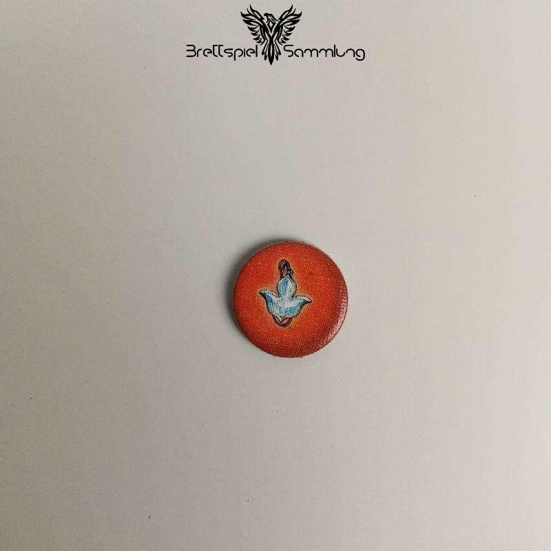Broom Service Amulett Rot
