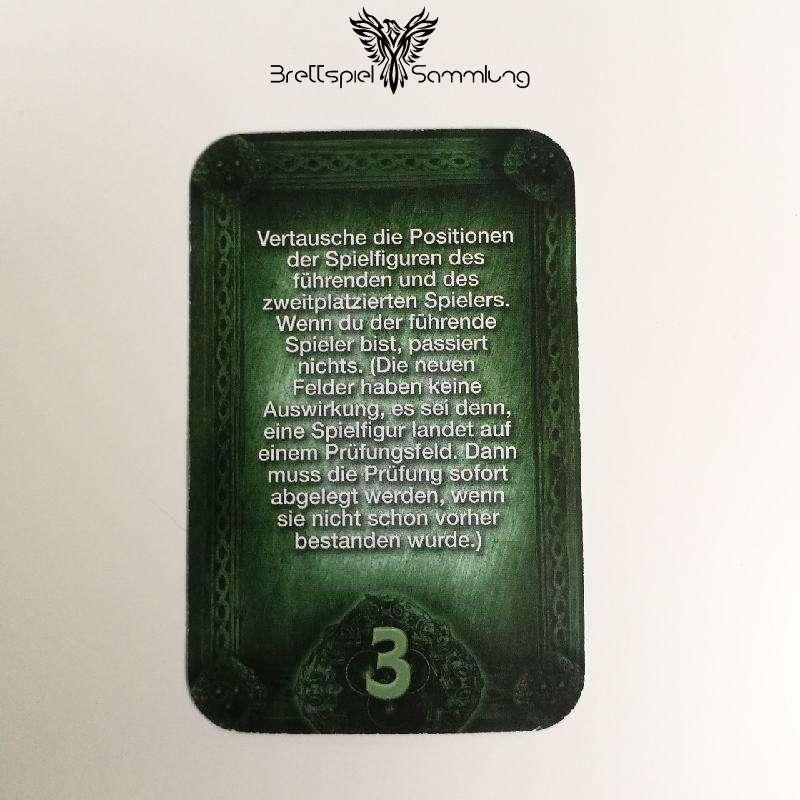 Das Haus Anubis Pfad Der 7 Sünden Sündenkarte Begehren Motiv #2