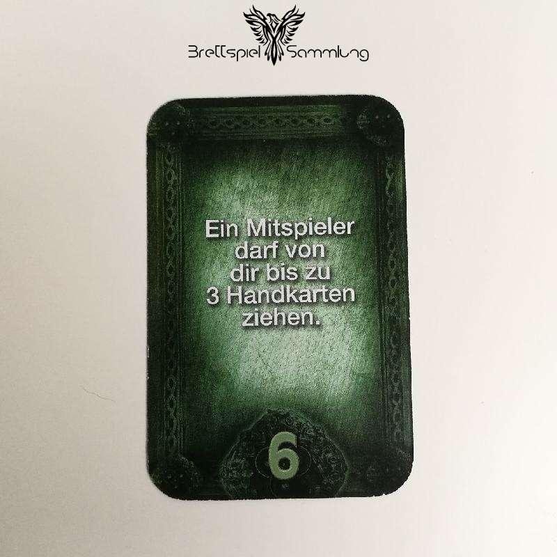 Das Haus Anubis Pfad Der 7 Sünden Sündenkarte Begehren Motiv #3