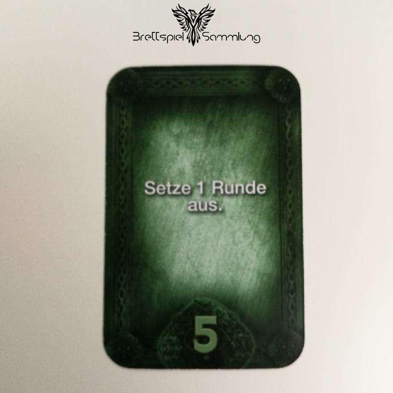 Das Haus Anubis Pfad Der 7 Sünden Sündenkarte Begehren Motiv #7