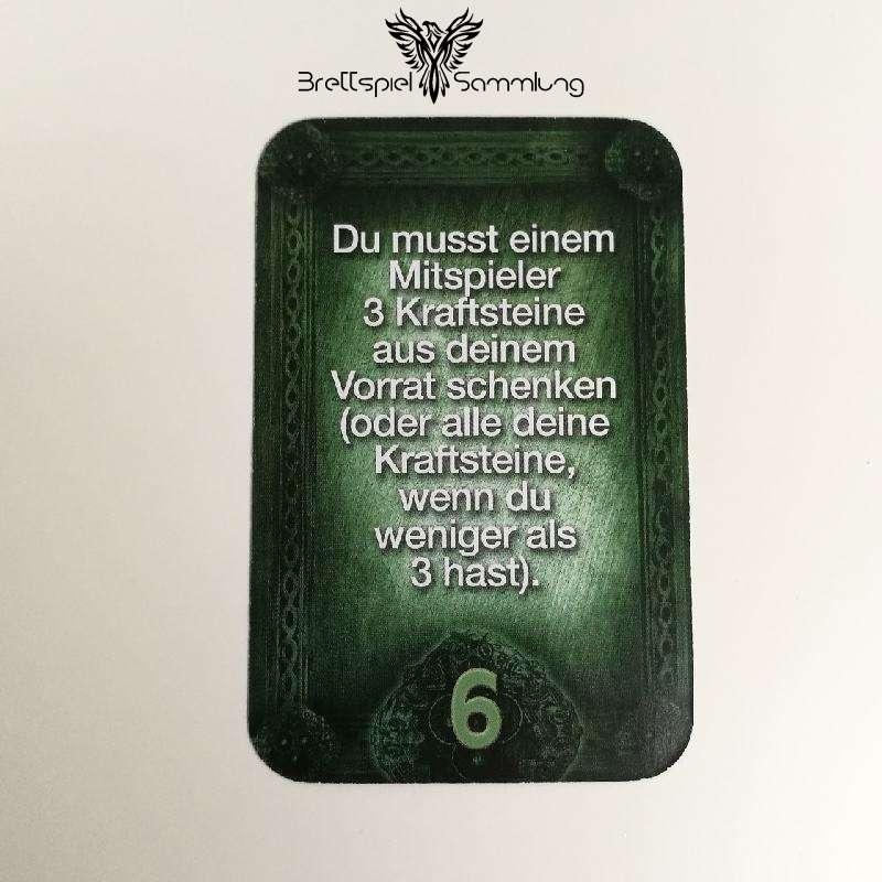 Das Haus Anubis Pfad Der 7 Sünden Sündenkarte Begehren Motiv #10