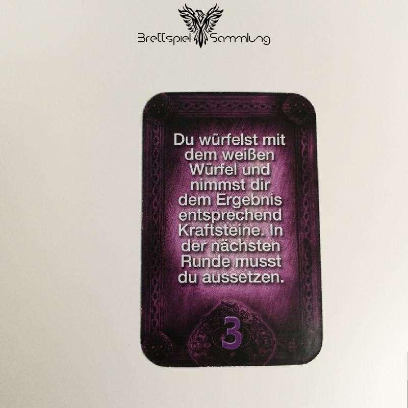 Das Haus Anubis Pfad Der 7 Sünden Sündenkarte Zorn Motiv #1