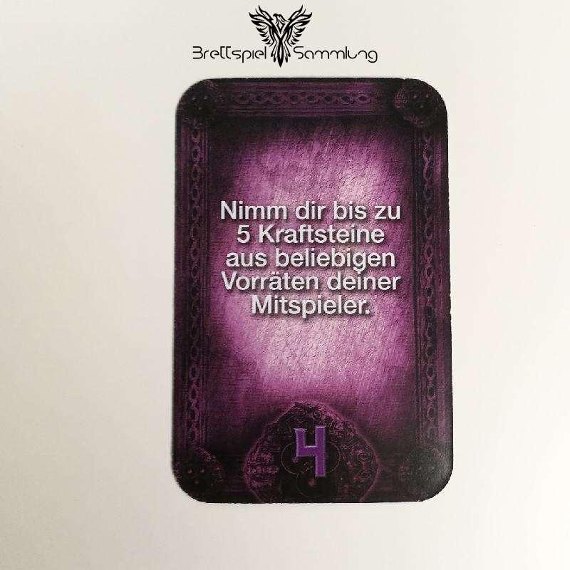 Das Haus Anubis Pfad Der 7 Sünden Sündenkarte Zorn Motiv #9