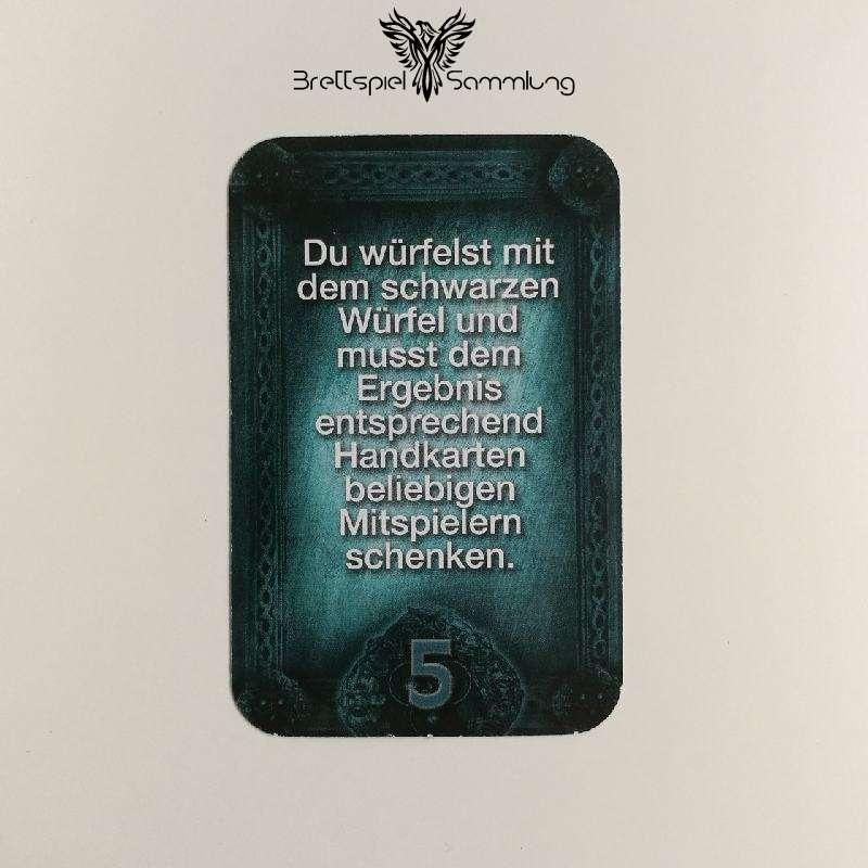 Das Haus Anubis Pfad Der 7 Sünden Sündenkarte Eitelkeit Motiv #7