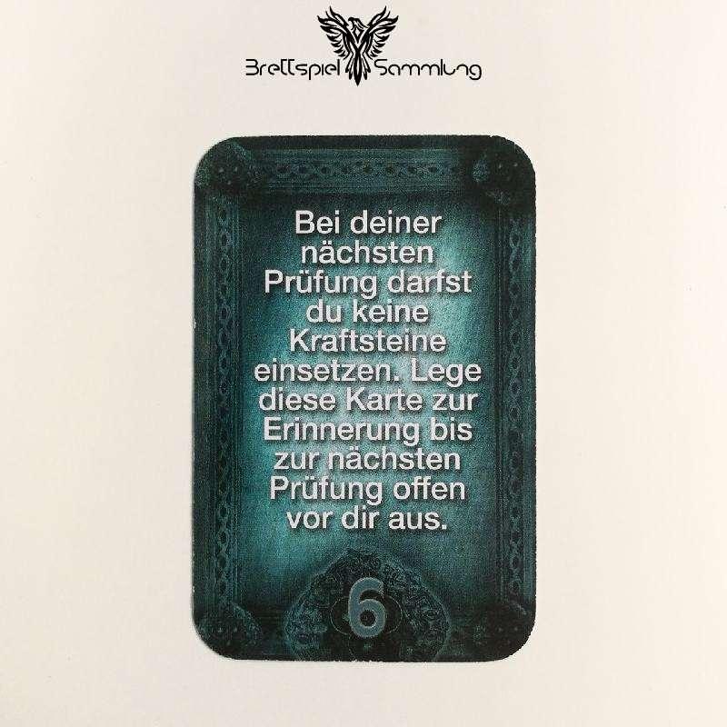 Das Haus Anubis Pfad Der 7 Sünden Sündenkarte Eitelkeit Motiv #10