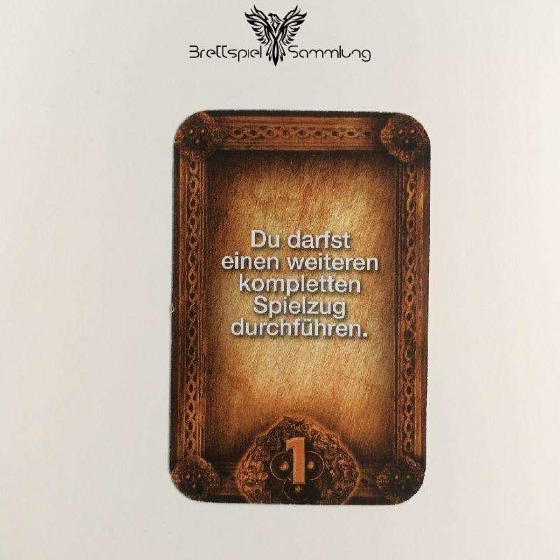 Das Haus Anubis Pfad Der 7 Sünden Sündenkarte Neid Motiv #7