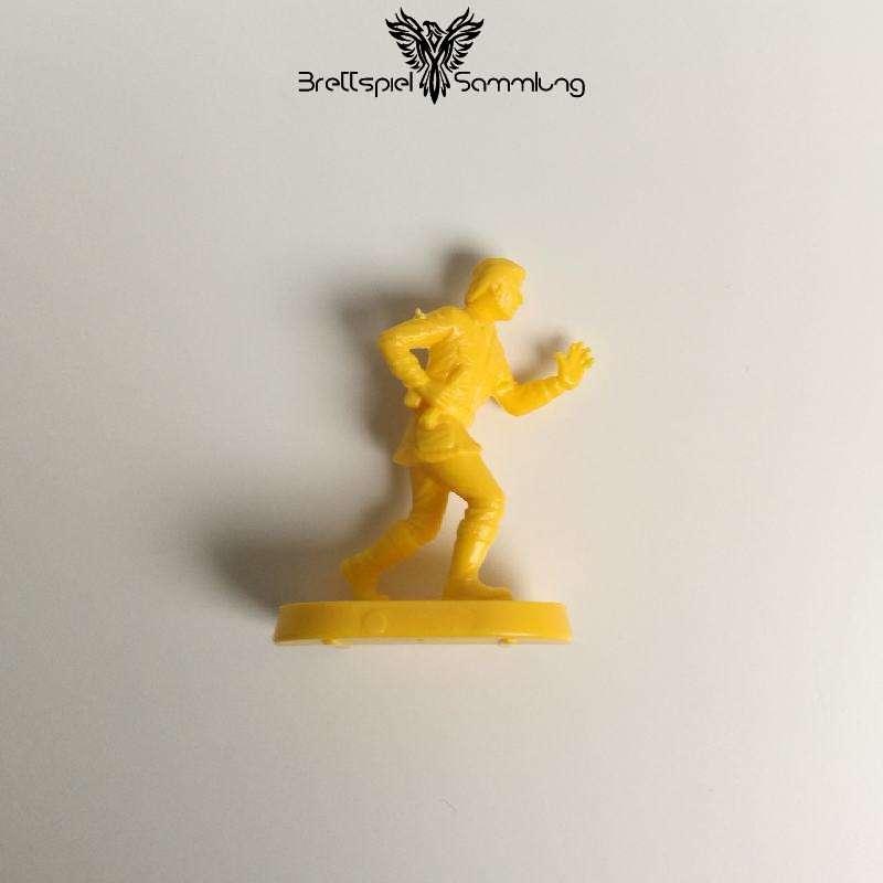 Die Jagd Nach Dem Blutroten Rubin Spielfigur Abenteurer Gelb