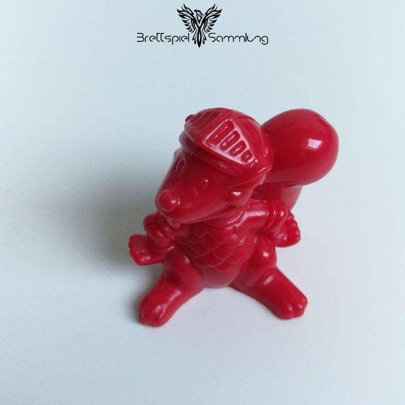 Die Ritter Von Der Haselnuß Spielfigur Eichhörnchenritter Rot