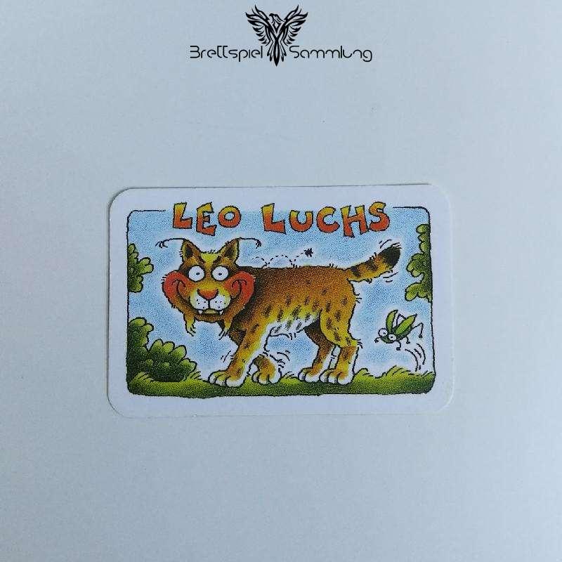 Die Ritter Von Der Haselnuß Räuberkarte Leo Luchs