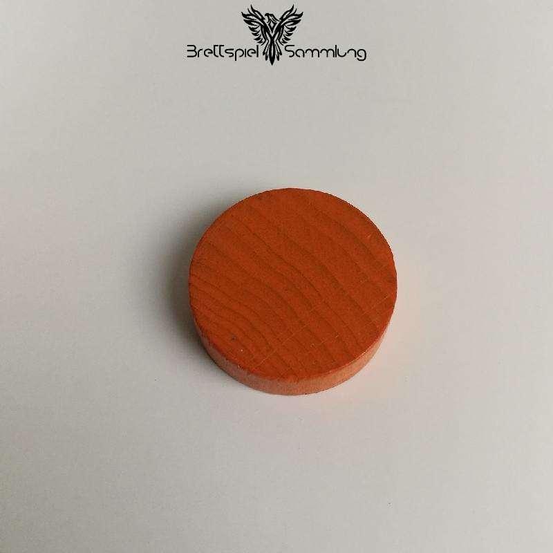 Geistertreppe Farbmerkscheibe Orange