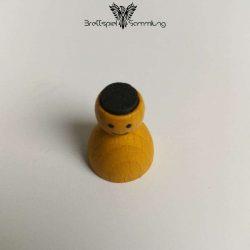 Geistertreppe Spielfigur Kind Mit Magnetkopf Gelb
