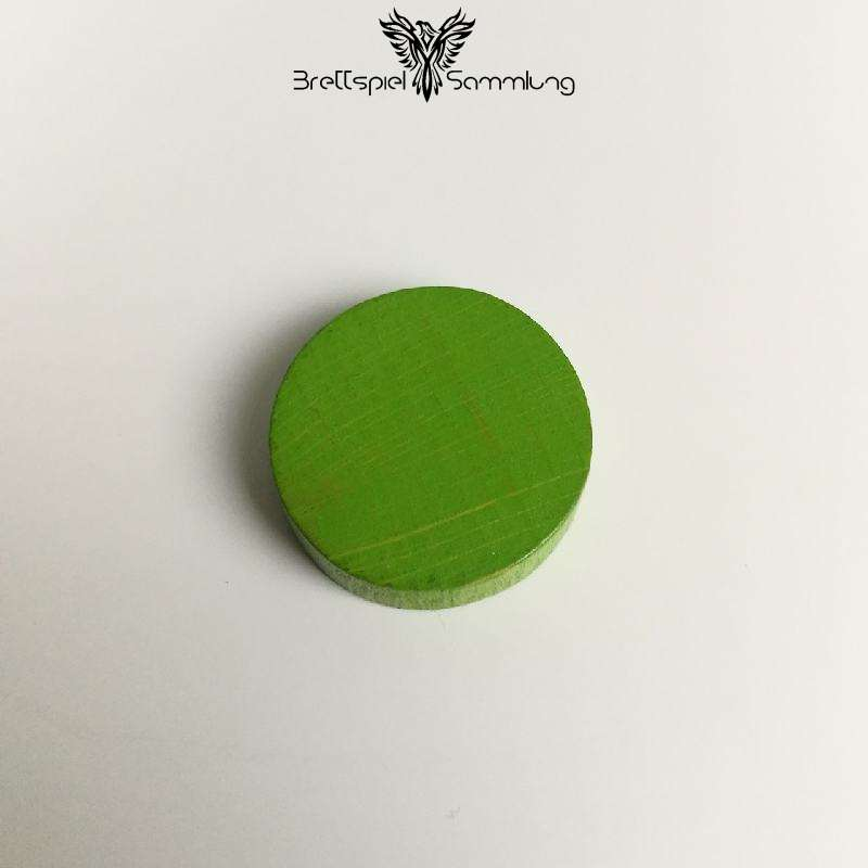 Geistertreppe Farbmerkscheibe Grün