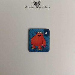 Monsterfalle Mitbringspiel Monster Kärtchen Motiv #2