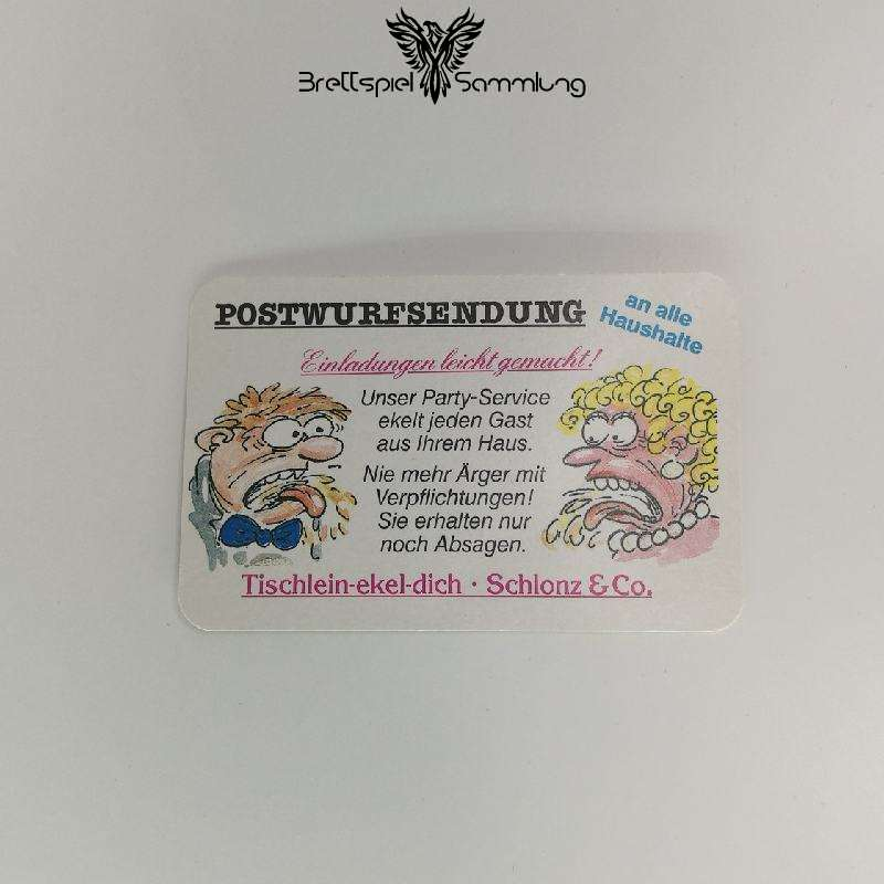 Ohne Moos Nix Los Ereigniskarte Postwurfsendung Motiv #11