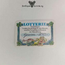 Ohne Moos Nix Los Ereigniskarte Lotterie Motiv #1