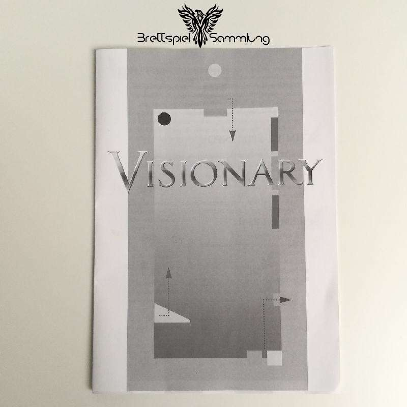 Visionary Spielanleitung