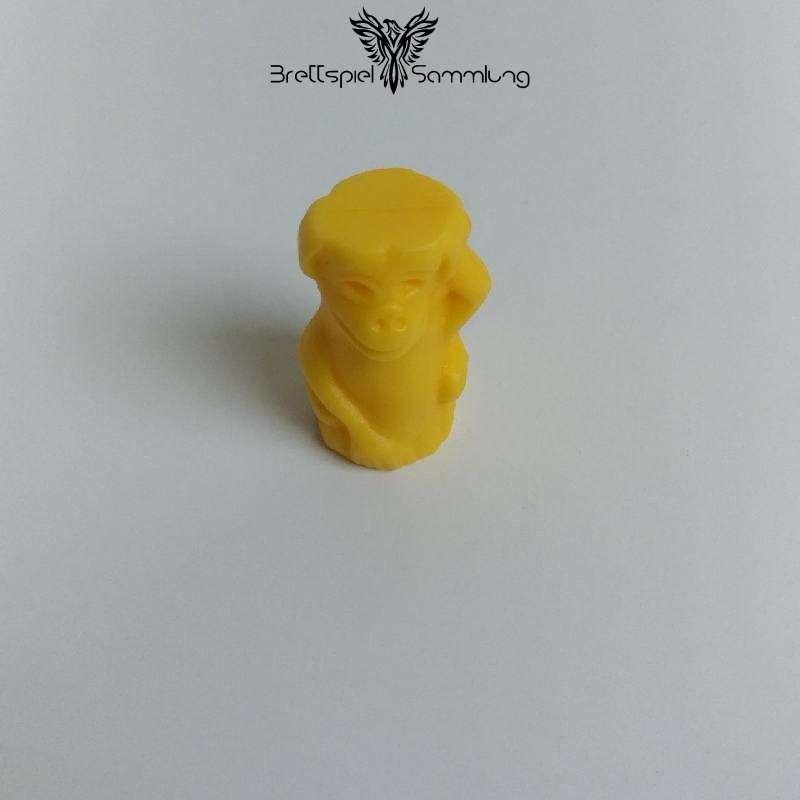 Affenschreck Affe Gelb