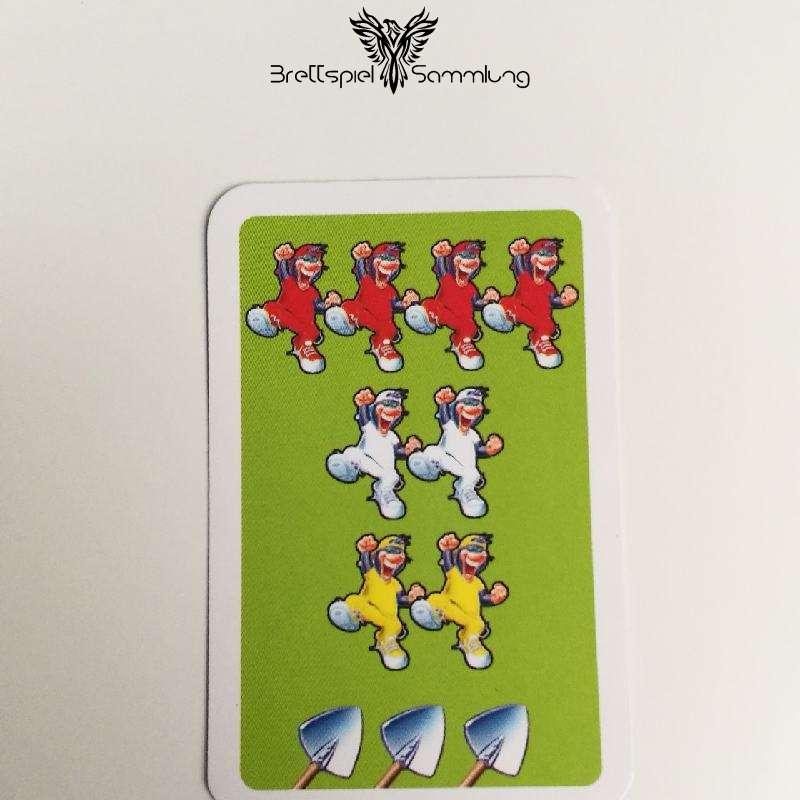 Buddel Company Aufgabenkarte Motiv #7