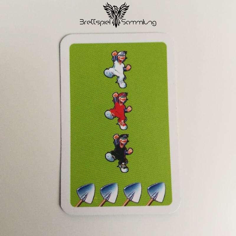 Buddel Company Aufgabenkarte Motiv #21