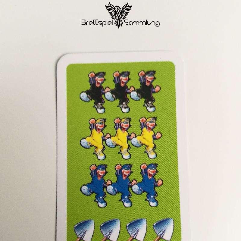 Buddel Company Aufgabenkarte Motiv #27