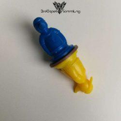 Buddel Company Maulwurfpaar Blau Gelb