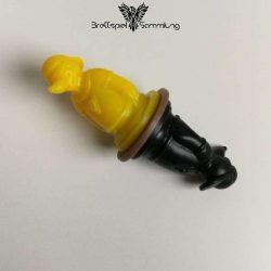 Buddel Company Maulwurfpaar Schwarz Gelb