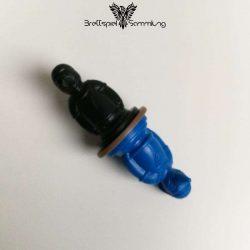 Buddel Company Maulwurfpaar Schwarz Blau