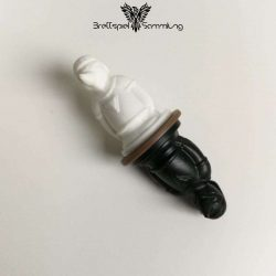 Buddel Company Maulwurfpaar Schwarz Weiß